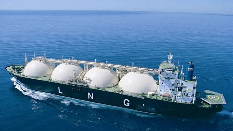 The LNG price for August deliver in northeast Asia is estimated at $4.80 per million British thermal units. — Dawn/File