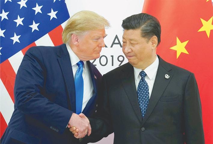 Trump, Xi hit reset button on trade but long slog awaits