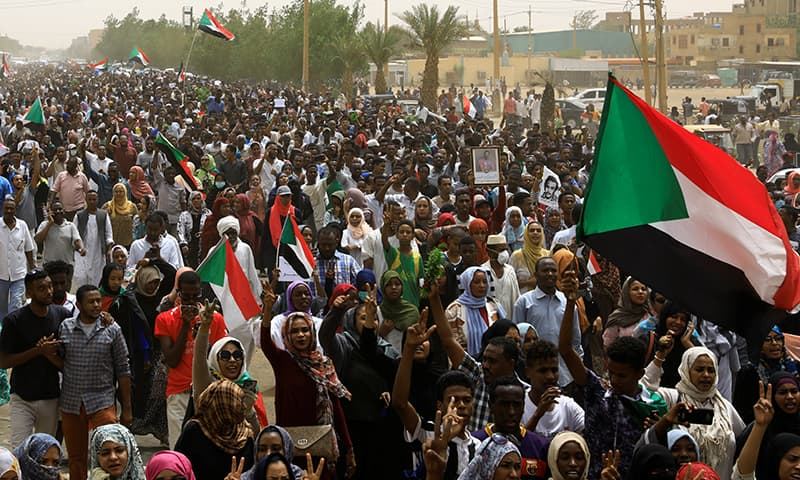 Efforts for civilian rule in Sudan intensify