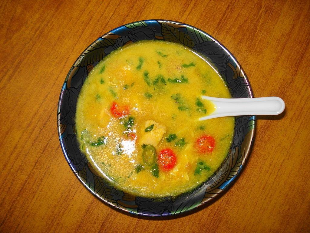 Mulligatawny soup.—Miansari66/Wikimedia Commons