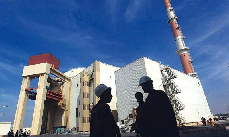 ایران نے حال ہی میں کم حساس یورینیم کی پیداوار کو چار گنا کر دیا تھا — فائل فوٹو / رائٹرز