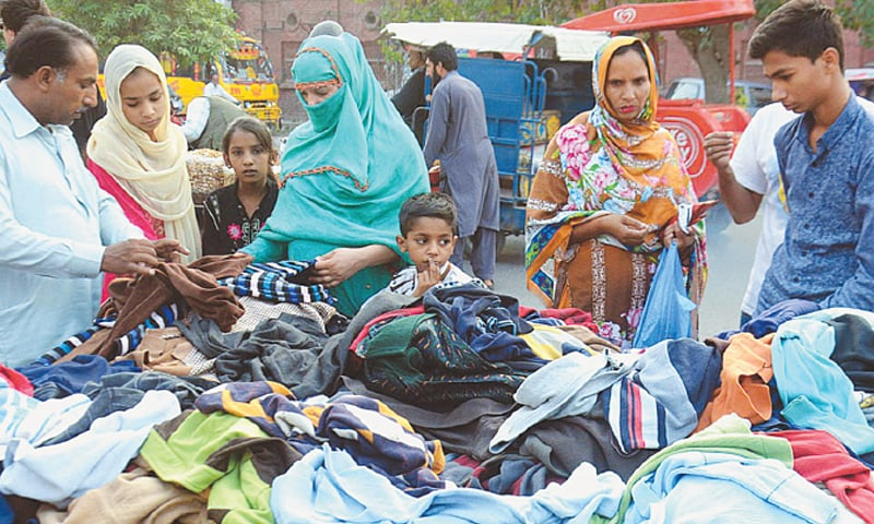10pc regulatory duty on used clothes slammed