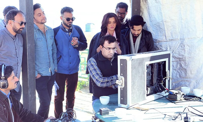 یہ فلم بطور ہدایت کار بھی ابو علیحہ (سجاد علی شاہ) کی پہلی فلم ہے
