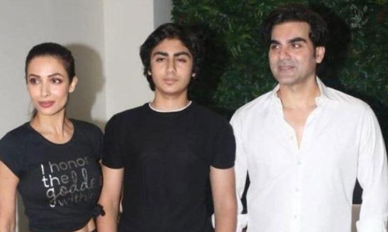 ملائیکا اروڑا اداکار ارباز خان کی سابق اہلیہ اور 13 سالہ بیٹے کی والدہ ہیں—فوٹو: انڈیا ٹوڈے