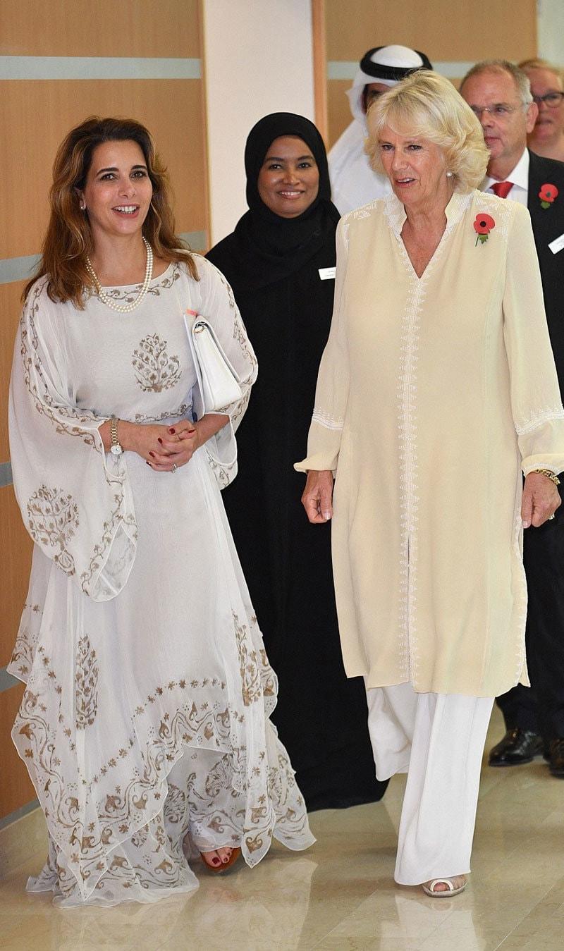 شہزادی حیا کے برطانوی شاہی خاندان سے قریبی تعلقات ہیں—فوٹو: شٹر اسٹاک