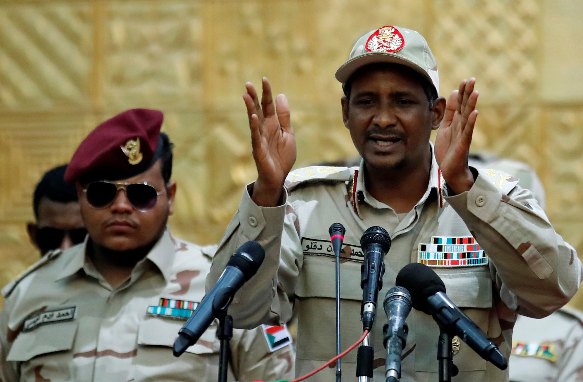 Lieutenant General Mohamed Hamdan Dagalo, known as Hemedti, has emerged as the most powerful figure in Sudan post Bashir. ─ Reuters