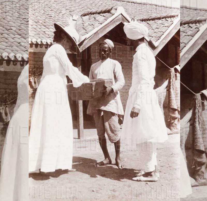 فلس لوئس لاررینس کراچی کی مشہور سماجی شخصیت تھے—فائل فوٹو: ڈائیو میڈیا ڈاٹ کام