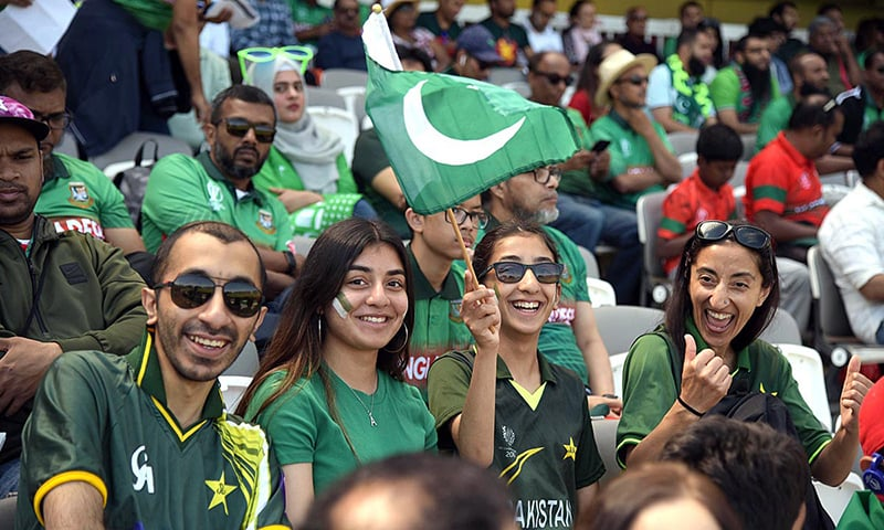'Winning, losing part of the game': Big-hearted fans show support after Pakistan's World Cup ouster