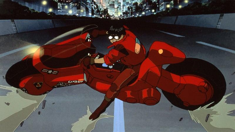 'Akira' (1988) | © 1988 MASHROOM /AKIRA COMMITTEE ALL RIGHTS RESERVED