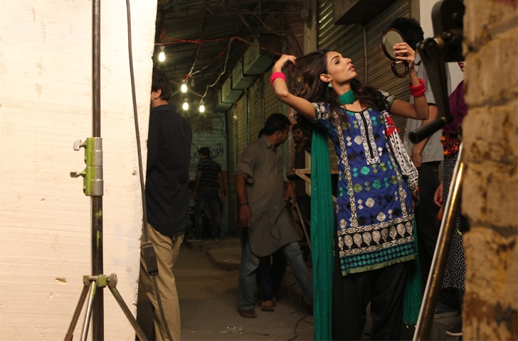 """""""Razia is different from anything I've done before. I would call her jhalli,"""" says Amna Ilyas"""