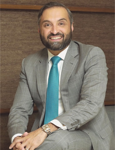 Ghias Khan, the president and CEO of Engro Corp