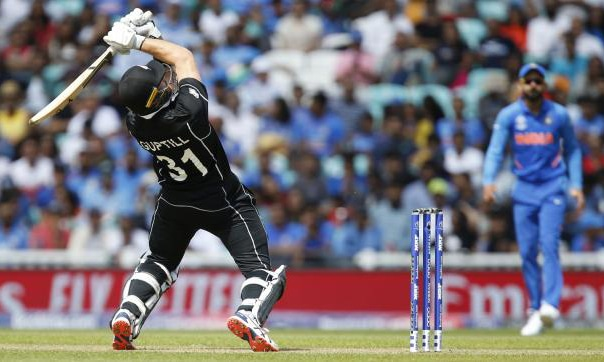 So what will happen to India - New Zealand cricket match now?