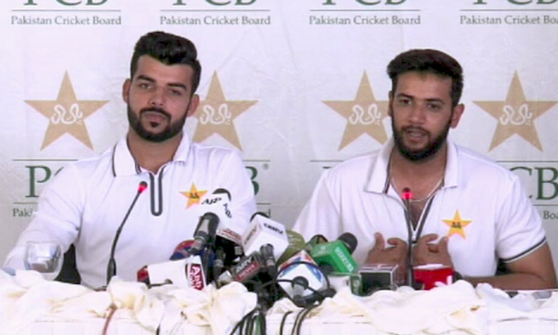 Imad Wasim dismisses rumours of grouping within cricket team