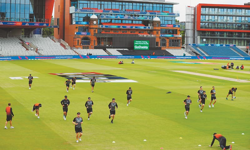 Williamson urges NZ batsmen to play with freedom against India