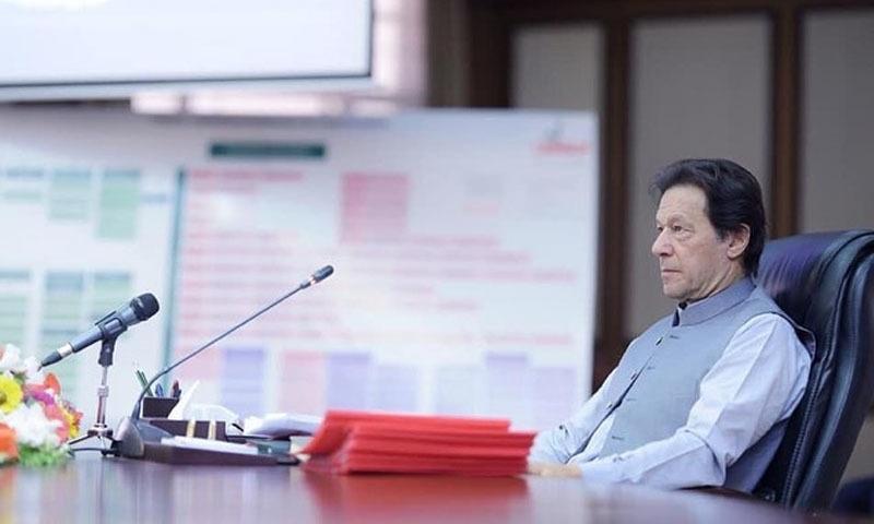 وزیراعظم کا نقطہ نظر یہ تھا کہ ویڈیو اسکینڈل کی لازماً تحقیقات ہونی چاہیے —تصویر بشکریہ انسٹاگرام عمران خان