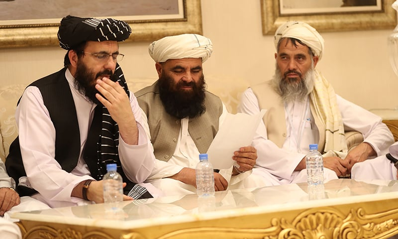 Taliban Agrees to Reduce Violence After Afghan Peace Talks in Doha