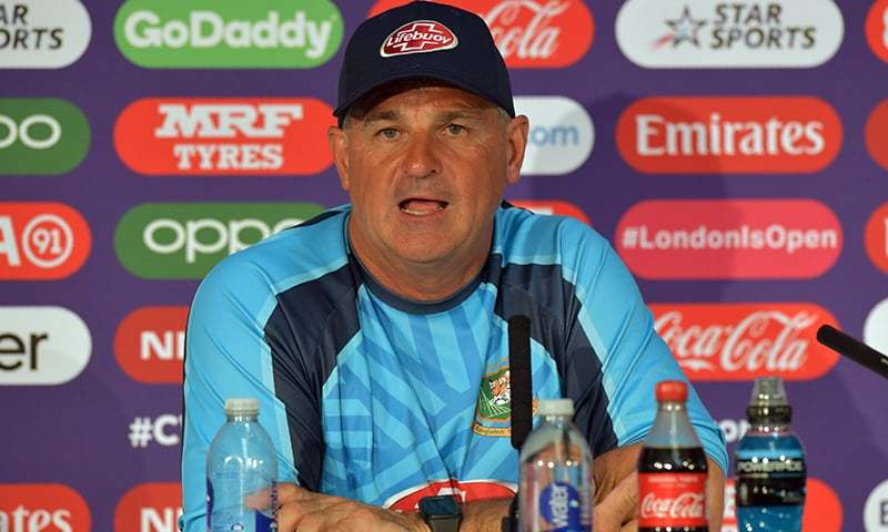 Bangladesh cricket authorities on Monday announced they would let go head coach Steve Rhodes after a disappointing campaign in the World Cup. — AFP/File