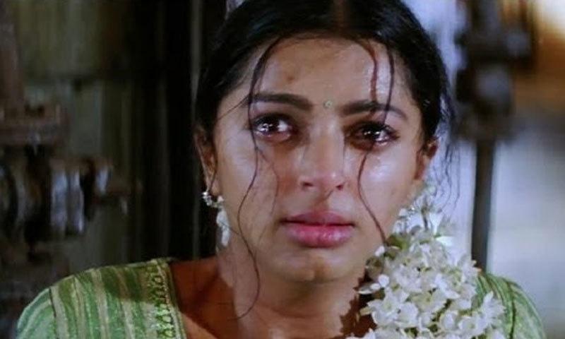 فلم میں بھمیکا چاولہ نے مرکزی کردار ادا کیا تھا—اسکرین شاٹ