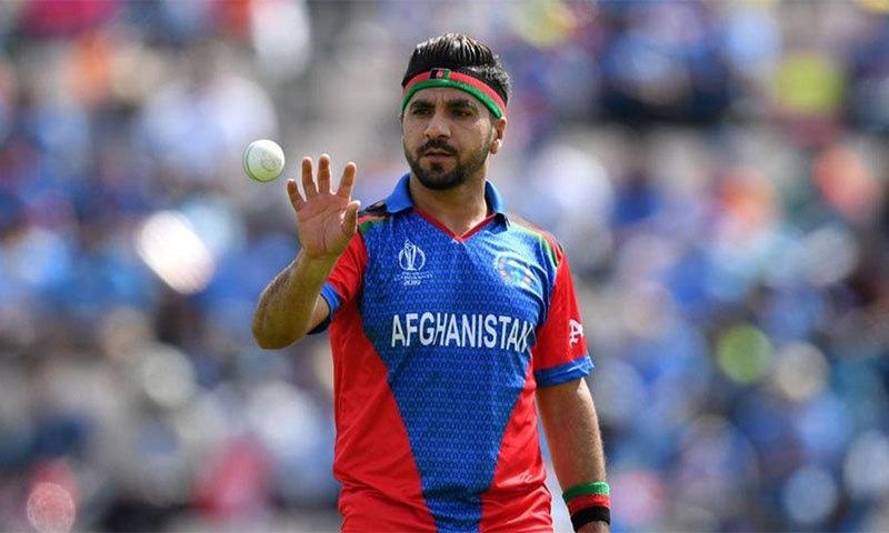ورلڈ کپ میں آفتاب عالم نے کُل تین میچوں میں افغان ٹیم کی نمائندگی کرتے ہوئے 4 وکٹیں حاصل کیں— فائل فوٹو: اے ایف پی