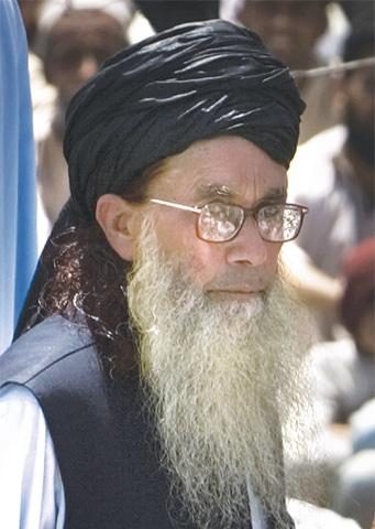 Maulana Sufi Muhammad. — AP