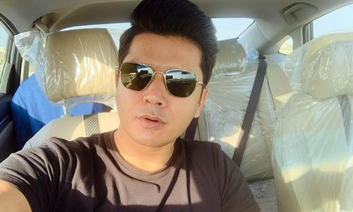 The Darakhshan police on Thursday registered another case against Atif Zaman, the suspect who had gunned down TV anchorperson Mureed Abbas (pictured), 34, and Khizar Hayat, 45, over a monetary dispute in Defence Housing Authority on Tuesday evening before attempting suicide. — Photo courtesy Facebook page