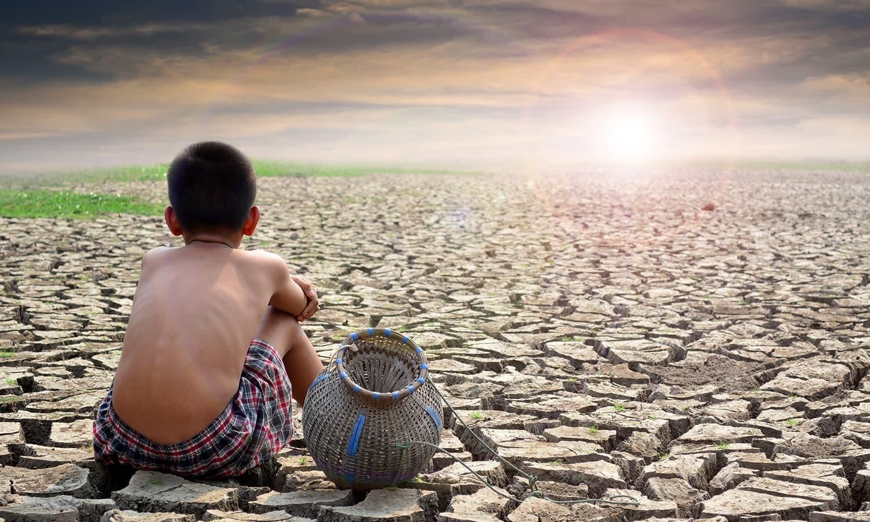 اب پاکستان موسمیاتی تبدیلیوں کے خطرات کے شکار اوّلین 10 ممالک میں پانچویں نمبر پر آگیا