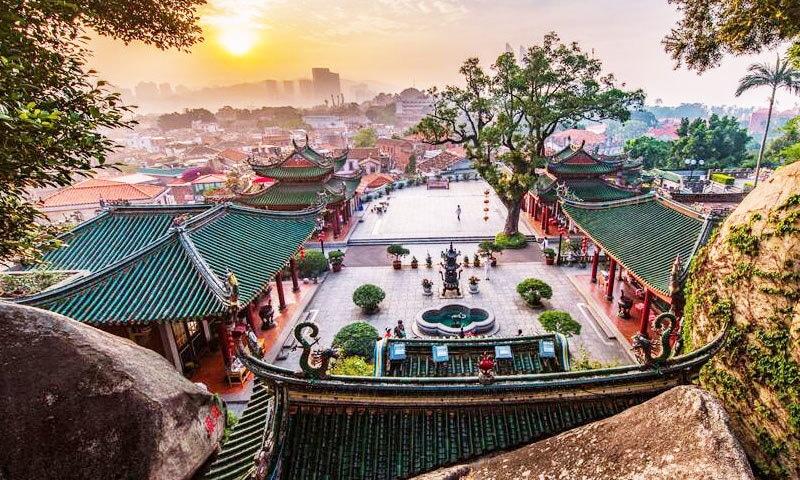 تاریخی مقامات کو عالمی ورثے میں شامل کرنے سے متعلق اگلا اجلاس چین میں ہوگا—فوٹو: یونیسکو
