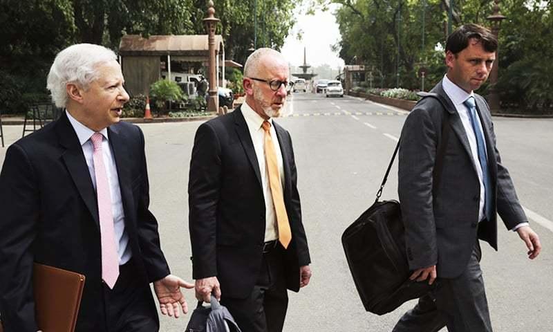 امریکی وفد نے نئی دہلی میں حکام سے ملاقات کی—فوٹو:اے پی