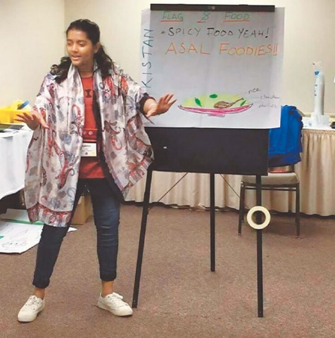 Sabika's family visits school where she fell victim to mass shooting