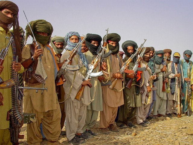 Many Baloch insurgent groups are said to be fighting for a 'greater Balochistan'