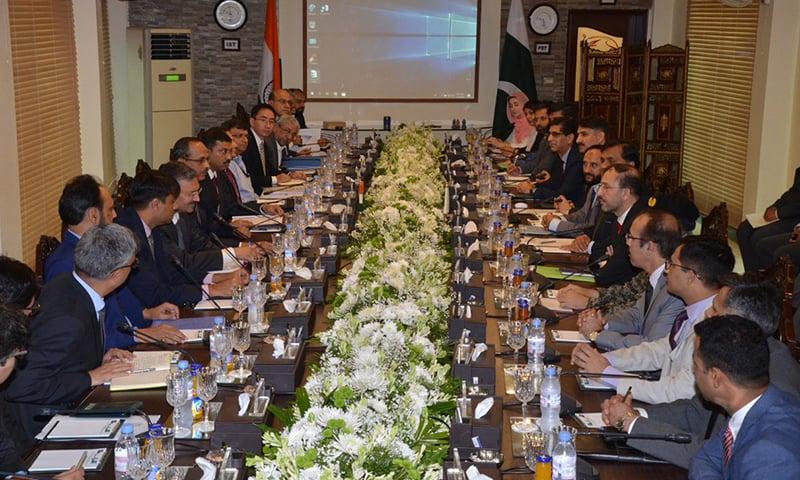 Second round of Kartarpur Corridor talks between Pakistan and India held