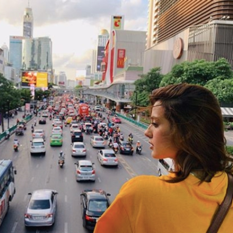 See, we mean it when we say Bangkok is busy