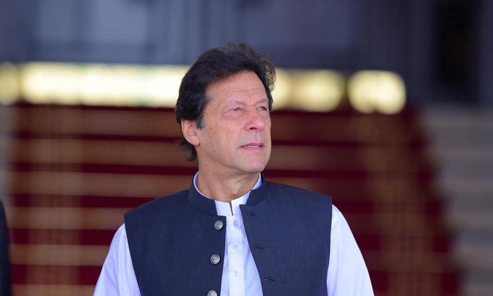 IdeaGist, the world's largest incubator, announced an increase in its technology investment from $55 million to $100m to support Prime Minister Imran Khan's vision on entrepreneurship and innovation in emerging technologies. —  Photo courtesy Imran Khan Facebook
