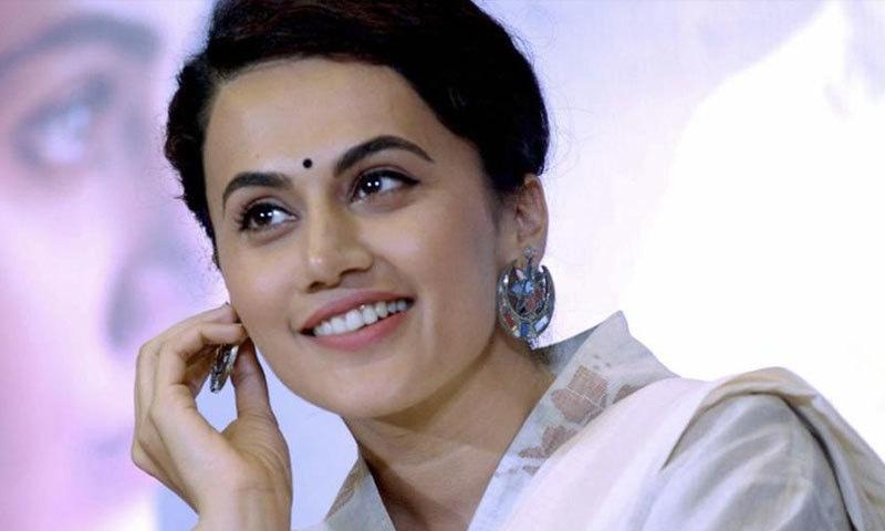 فلم میں متھالی راج کا کردار ادا کرنا چاہتی ہوں، اداکارہ—فوٹو: ہندوستان ٹائمز