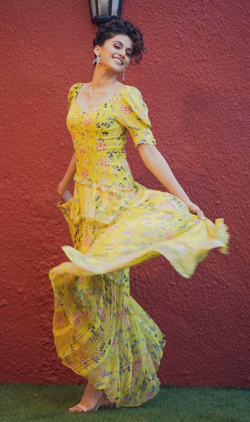 میتھالی راج کا کردار ادا کرکے خوشی ملے گی، اداکارہ—فوٹو: انسٹاگرام