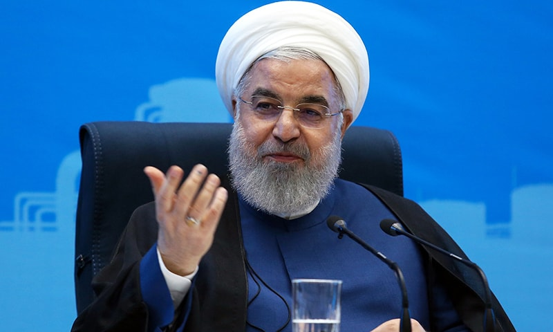 Iran says may 'reverse' nuclear programme to pre-deal status