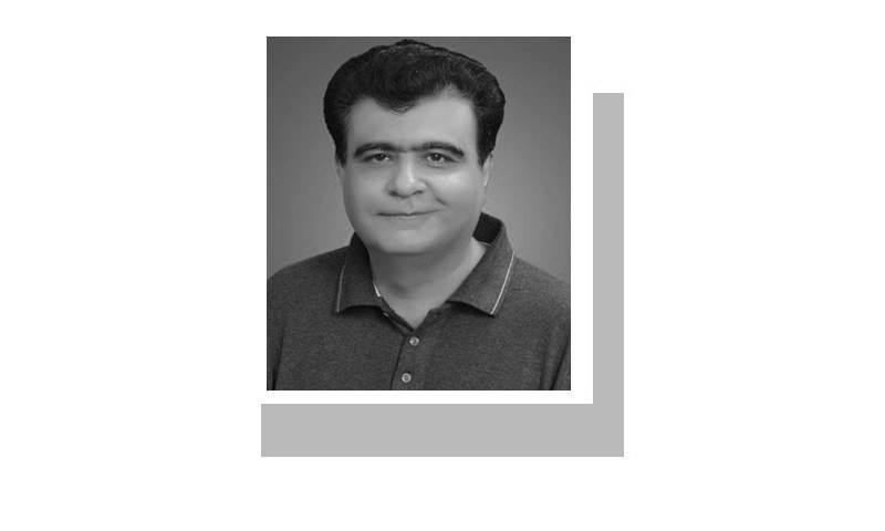 The writer is a Senior Fellow with UC Berkeley and heads INSPIRING Pakistan.