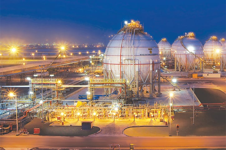 Located 240km west of Abu Dhabi city, ADNOC's combined Ruwais refinery is one of the largest refineries in the world.