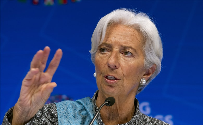 Lagarde resigns as IMF chief