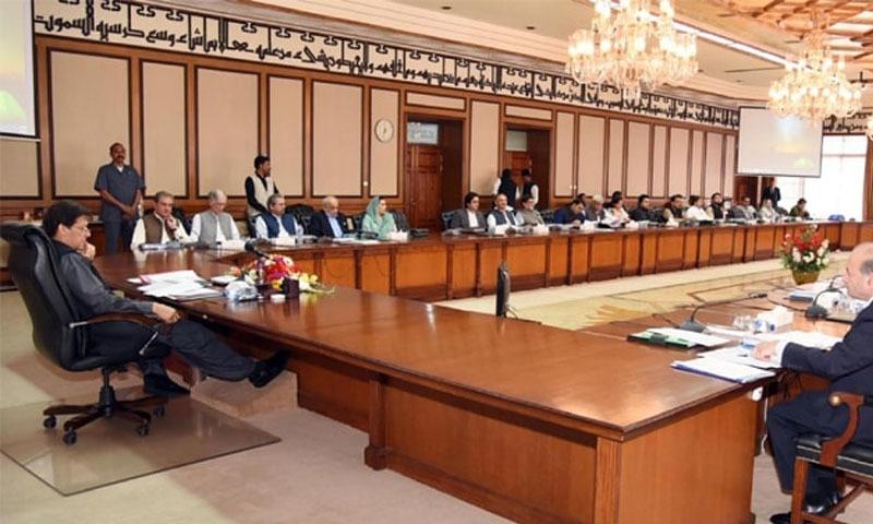 کابینہ نے ریکوڈک جرمانے کا جائزہ لینے کے لیے کمیٹی کے قیام کی منظوری دے دی—تصویر: حکومتِ پاکستان