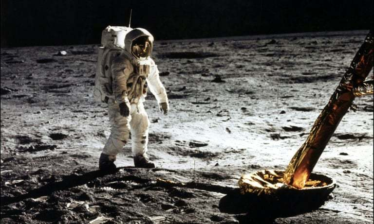 US remembers Apollo 11 mission 50 years on