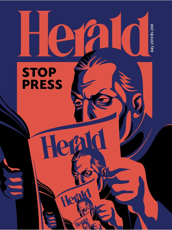 The final issue of Herald magazine.