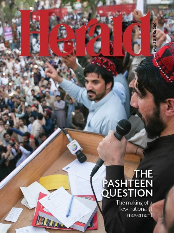 The May 2018 issue of Herald magazine.