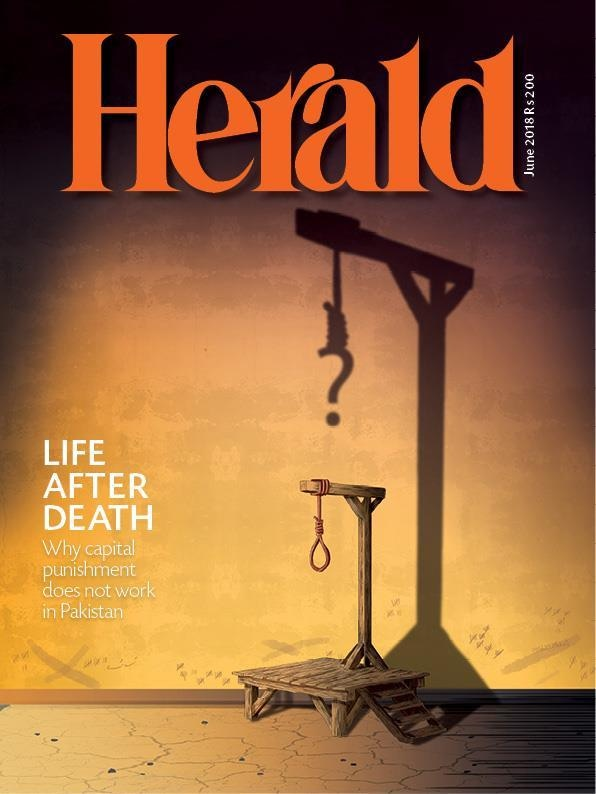 The June 2018 issue of Herald magazine.