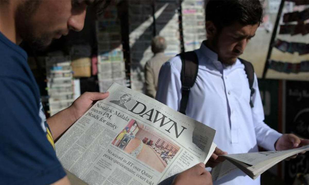 PTI says critical media coverage may be 'treason'