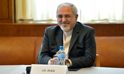 Iranian Foreign Minister Mohammed Javad Zarif. – AP/File