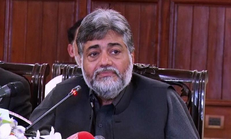 میاں محمد اسلم اقبال کو صوبائی وزیر اطلاعات کا اضافی چارج دیا گیا ہے— فائل فوٹو/ ڈان نیوز