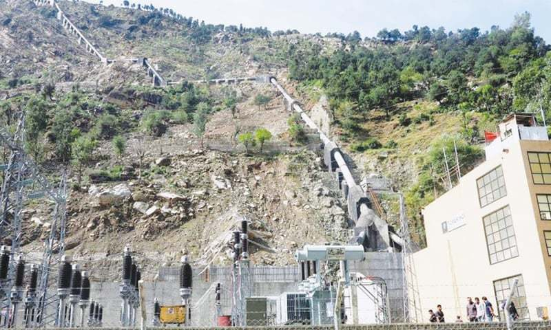 Loan pact signed for Chitral, Dargai power plants