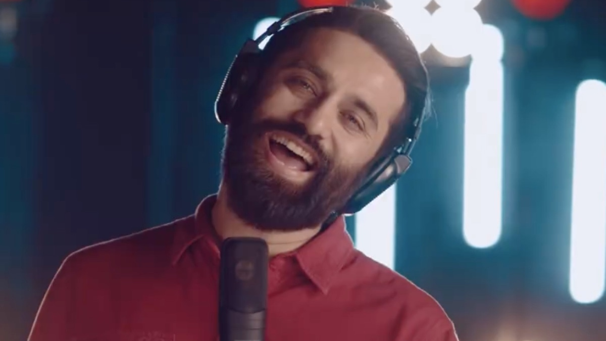 We thought Ali Noor's Manwa Re couldn't get any better. Then he did an a cappella version