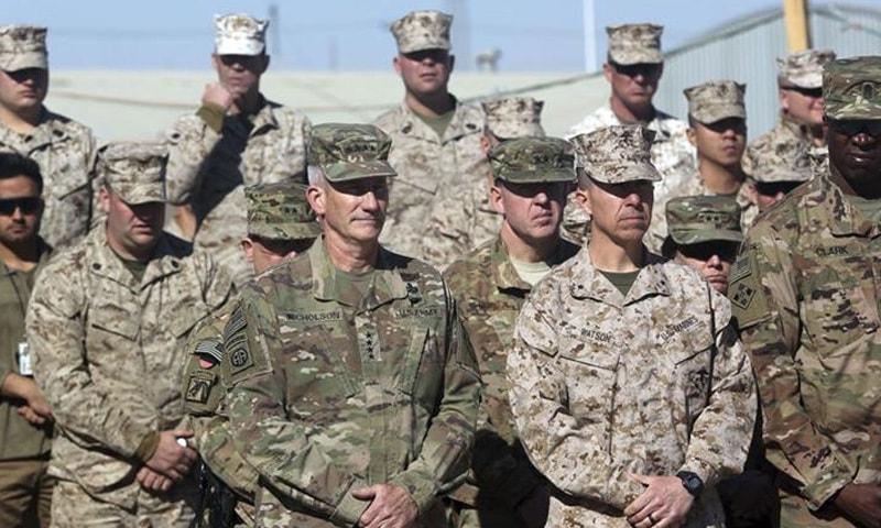 امریکی فوجیوں کی تعیناتی کا اعلان سعودی عرب کی منظوری کے بعد سامنے آیا—فائل فوٹو: اے پی